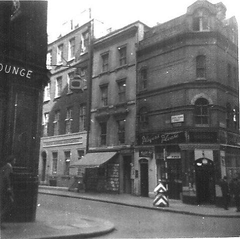 John Adam Street ca 1956